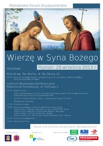 Plakat forum 2013